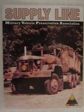 Supply Line Oct/Nov 2017  - magazine of the Military Vehicle Preservation Assoc
