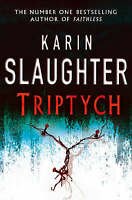TRIPTYCH by Karin Slaughter (Paperback, 2006) VERY GOOD CONDITION - CRIME NOVEL