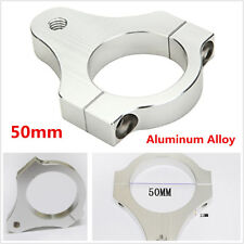 50mm Steering Damper Fork Frame Mounting Clamp Bracket Foot Fixer For Motorcycle