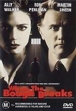 When The Bough Breaks (DVD, 2001) - Region 4