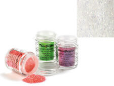 STARGAZER NEON UV WHITE GLITTER SHAKER FACE BODY HAIR NAILS