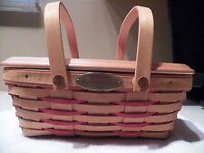 Longaberger 2000 Woven Memories Basket - Never Used