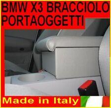 BRACCIOLO per BMW X3 +PORTAOGGETTI - mittelarmlehne für