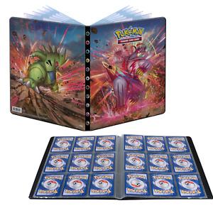 Pokemon Sammelalbum Portfolio DIN A4 - für 252 Karten - Kampfstile Neu OVP