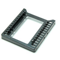 "Hard Drive Bracket Holder Rack 2.5"" SSD SATA HDD To 3.5"" Mount Adapter For PC"