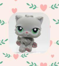 Authentic Littlest Pet Shop Longhair Persian Cat # 82