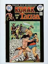 Korak Son of Tarzan #56 Fine* Joe Kubert Michael Kaluta Murphy Anderson Robert K