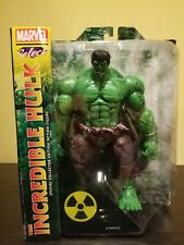 New listing Marvel Diamond Select Incredible Hulk Action Figure Brand New in Package