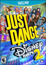 Just Dance Disney Party 2 Wii-U New Nintendo Wii U, Wii U