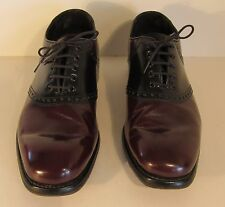 Florsheim Leather Oxford Dress Shoes 8 D