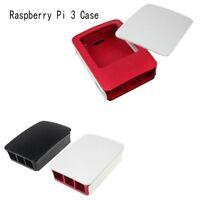Raspberry Pi 3 Modell B offiziellen Gehäuse Gehäuse Shell Cover DE
