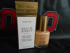 Mary Kay Salon Direct FRENCH VANILLA long wearing nail enamel