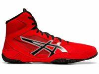 Asics MatControl Wrestling Shoes (boots) Ringerschuhe Chaussures de Lutte Boxing
