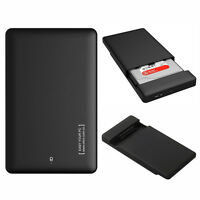 "1pc USB 3.0 SATA Externe 2,5 ""Zoll HDD SSD Festplatte Gehäuse Disk Case Box^"