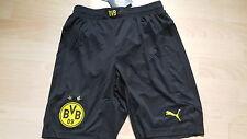 Puma BVB 09 Dortmund neu  Hose schwarz/gelb  Größe 164 dry cell