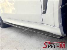 Carbon Fiber 3D Style Side Skirt Extension Lip for BMW F15 M Sport & F85 X5M