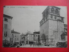 EPINAL  :  La Place Saint-Goéry.