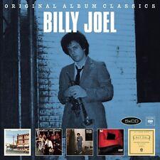 BILLY JOEL - ORIGINAL ALBUM CLASSICS #2 5 CD NEU