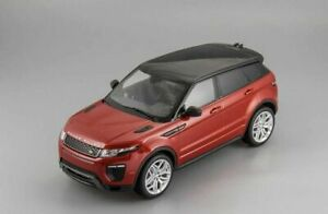 RANGE ROVER EVOQUE HSE DYNAMIC LUX 2014 KYOSHO C09549R 1/18 LHD METAL