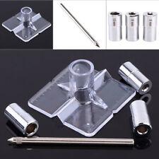 Woodworking Drilling Locator Mini Pocket Hole Drill Dowel Jig Guide 6/8/10mm