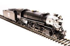 Broadway Limited HO WP Western Pacific Heavy Mikado 2-8-2 #318 P3 Sound/DCC 5560