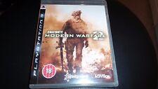 PS3 juego Call of Duty, Modern Warfare 2. probado y funcionando.