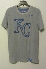 Kansas City Royals Nike Athletic Cut Dri-Fit t-shirt mens S ~ NWOT