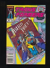 Transformers #62 Marvel Comics 1990! RARE LOW PRINT RUN KEY! SEE SCANS AND PICS!