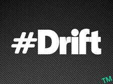 #Drift Car Sticker Vinyl Decal BMW Silvia Skyline 200sx Drifters