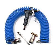 Boeray Blue Air Seat Blow Dust Gun Kit with 9m Long Hose Pneumatic Cleaning Gun