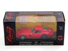 "Bang 401 Ferrari 250 GTO ""Prueba"" 1:43 modelado estático"