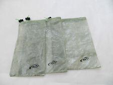 Set of 3 Tread Lite Gear Cuben Fiber Stuff Sacks Tranklement bags Ultralight 6g
