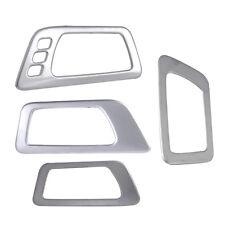 4x Chrom Türgriff Rahmen Blenden Zierrahmen für Toyota Highlander Kluger