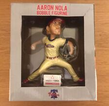 2019 Philadelphia Phillies Aaron Nola Bobblehead SGA - New In Box