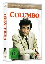 Columbo - 4. Staffel (2012, DVD video)