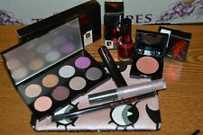 Ipsy Betty Boop Makeup Eye Palette~Brush~Mascara~Blush~Gloss~Nails & Bag 7pc set
