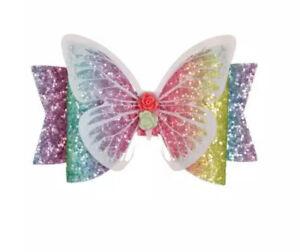 Butterfly Hair Ribbon Hair Barrettes