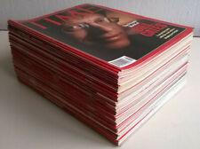 "TIME International - Année 1997 complète ! (51 + 2 numéros) - Etat ""collector"""