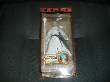 Lord of the Rings Toy Biz Gandalf The White Staff Figure New guard Two Towers