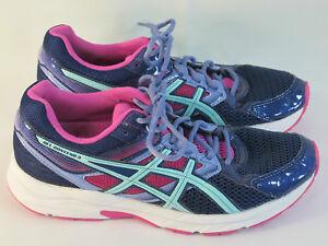 ASICS Gel Contend 3 Running Shoes Women's Size 9.5 D US Excellent Plus Condition