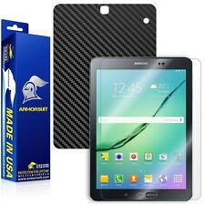 ArmorSuit MilitaryShield Samsung Galaxy Tab S2 9.7 Screen Shield + Black Carbon