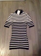 Gestreifte Normalgröße H&M Damenblusen, - tops & -shirts