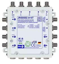 Jultec JRS0502-4+4T Einkabelumsetzer stromsparend | 1 Satellit | bis zu 12 Teil