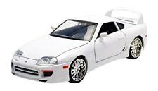 Véhicules miniatures blancs Jada Toys Toyota