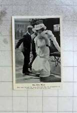 1906 Miss Kitty Mason Tripping Through The Stage Door