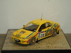 Subaru Impreza Harvey - Trofeu 1:43 in Box *38836