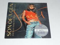 Janet Jackson - Son of a Gun PROMO CD Single