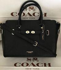 COACH Bubble Leather Blake Carryall Handbag F35689 MSRP $550 NWT