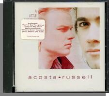 Acosta / Russell -- A Little Direction - New 1992 JRS/Eureka CD!