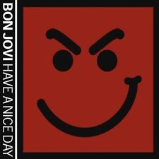 Bon Jovi Have a nice day (2005, CD/DVD) [2 CD]